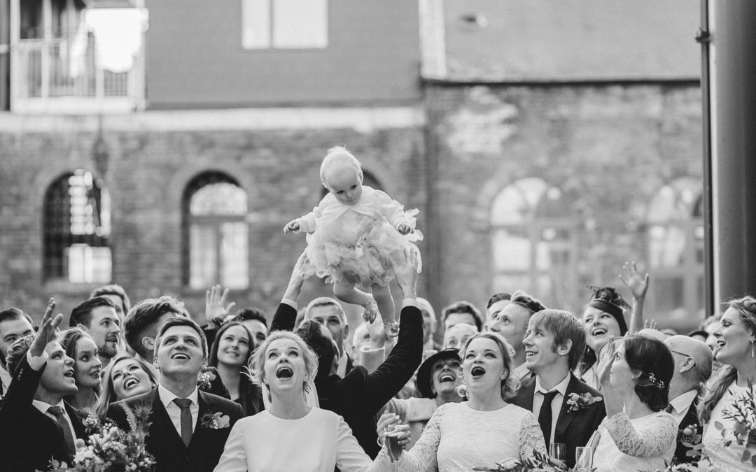 A year in the life of a Sheffield wedding photographer