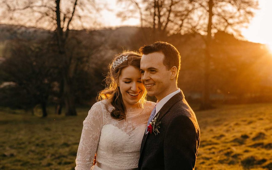 Derbyshire's best kept secret: Hannah and Dan's wedding reception at the Cavendish Hall