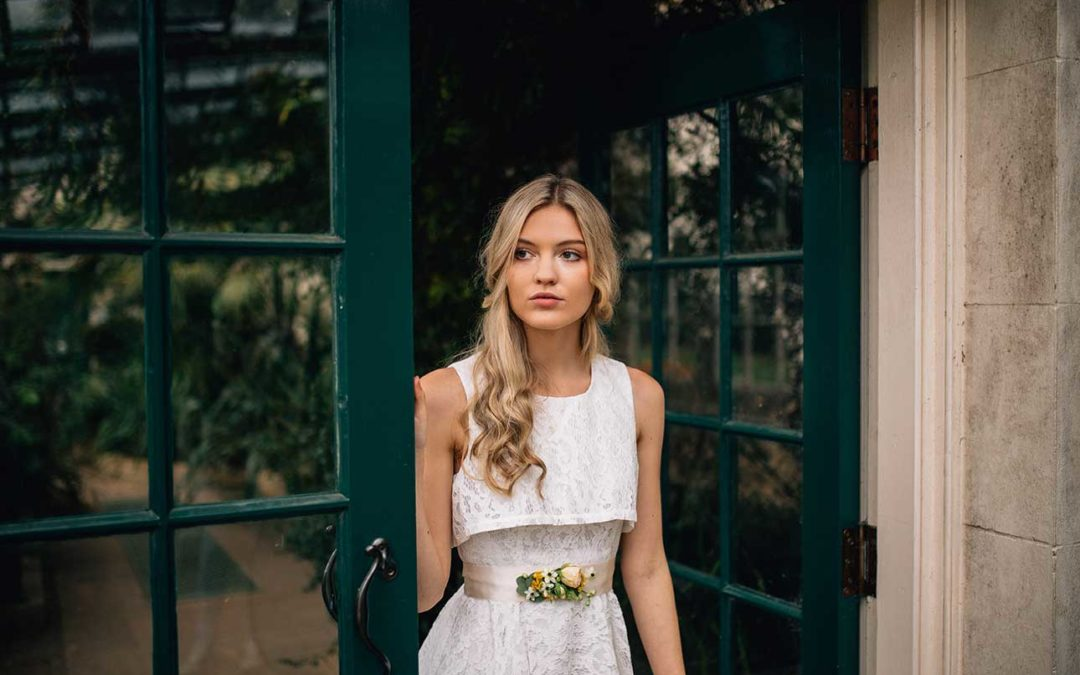 Cool Inspiration For An Inner City Wedding