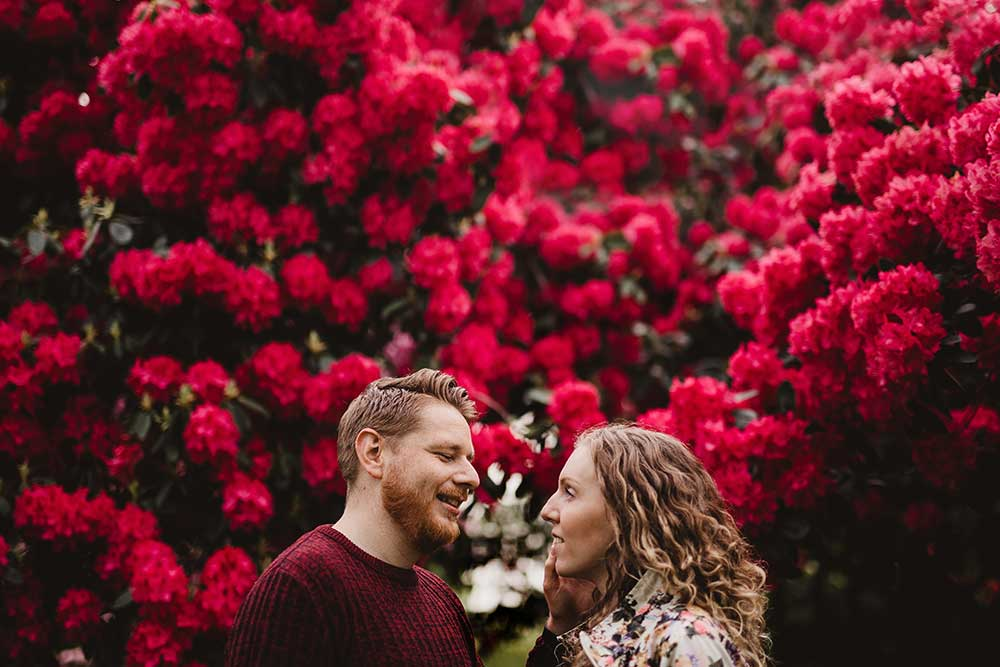 Why you should consider an engagement shoot