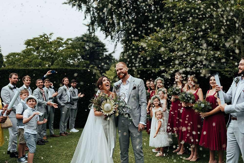 Breathtaking Saltmarshe Hall Wedding